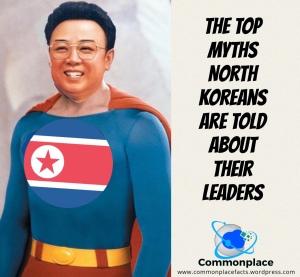 North Korea Myths