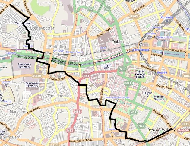 #Dublin #JamesJoyce #pubs #maps #JamesJoyce #Ulysses #brainteasers