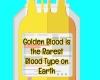 #blood #goldenblood #bloodtypes