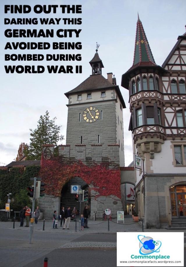 #Germany #Konstanz #WorldWarII #WWII #strategy