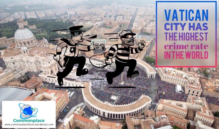 #Vatican #VaticanCity #crime #travel