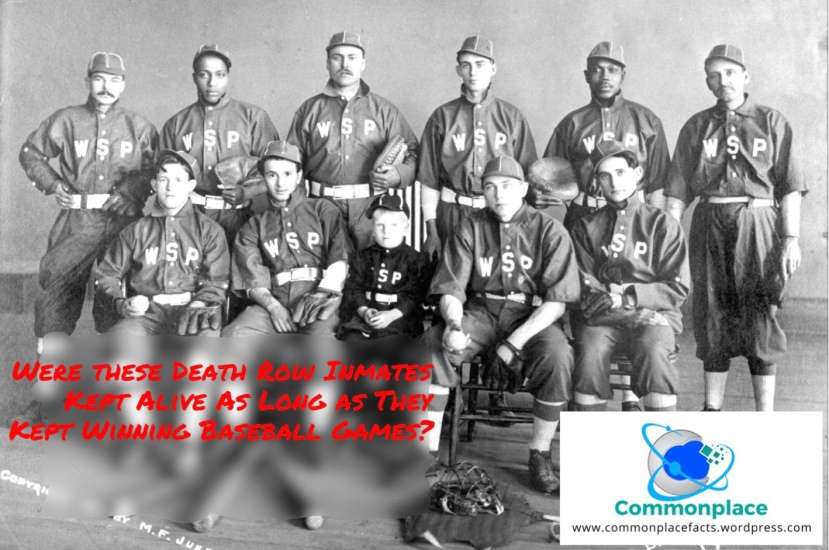 #deathrow #captialpunishment #baseball #Wyoming