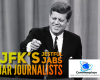 #JFK #Kennedy #humor #jokes #press #POTUS