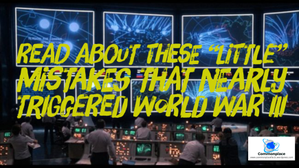 #NORAD #WWIII #NuclearWar #Accidents