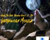 #werewolves, #werewolf #werewolfmouse #grasshoppermouse #howlingmouse