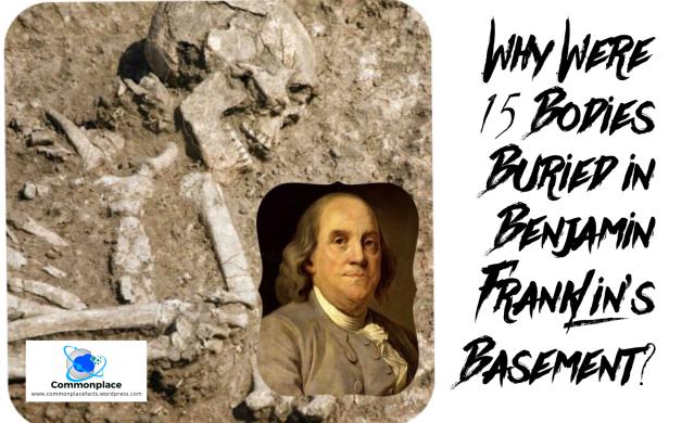 #BenjaminFranklin #graverobbers #anatomy