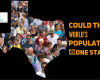 #Texas #population #populationdensity #funfacts