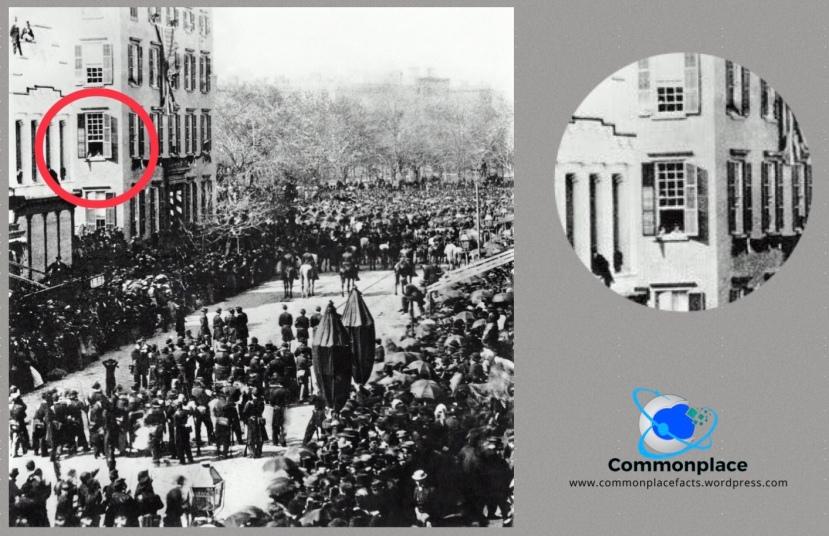 #lincoln #funerals #photographs #TheodoreRoosevelt #roosevelt #NewYork #NYC