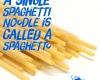 #food #spaghetti #spaghetto #funfacts