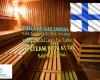 #Finland #saunas #steambaths