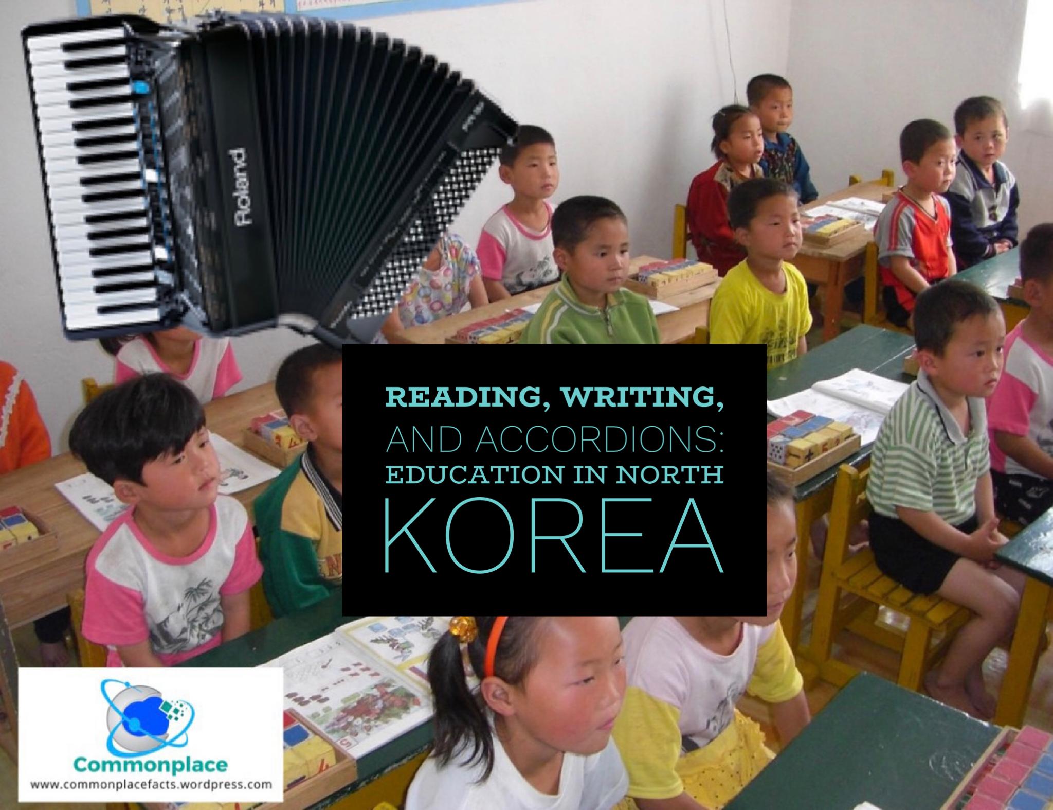 #accordions #NorthKorea #Education