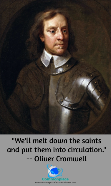 Cromwell Saints Circulation
