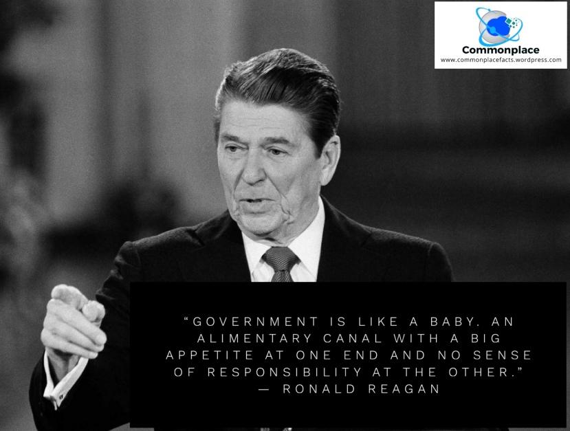 #Reagan #RonaldReagan #Government #quotes #humor