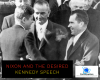 Richard Nixon John Kennedy humor from inauguration of 1961
