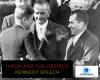 Richard Nixon John Kennedy humor from inauguration of 1961