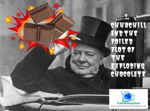 #Chocolate #Churchill