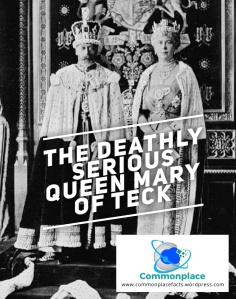 #MaryofTeck #QueenMary #royalty