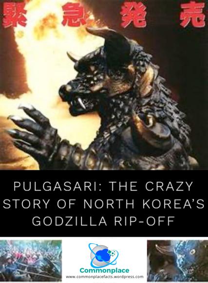 #Pulgasari #NorthKorea #Godzilla