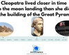 #Cleopatra #Egypt #Apollo11 #moon #FunFacts