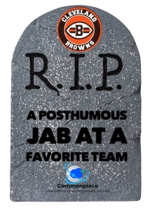 #ClevelandBrowns #Browns #obituaries #FunnyObituaries #sports #humor