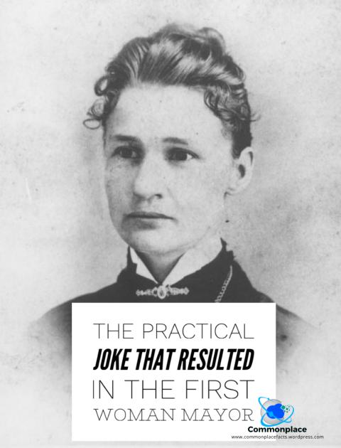 Susana Salter, First woman mayor, Argonia, Kansas, women's rights