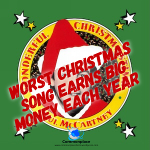 """Wonderful Christmastime"" worst Christmas song ever"