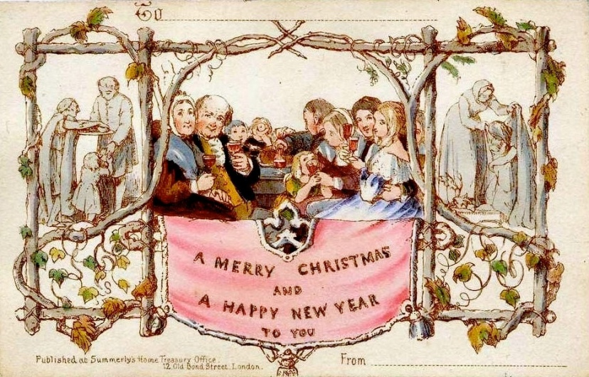 #Christmas #ChristmasCards #firstChristmasCard