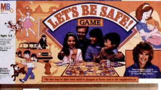 Let's Be Safe Game