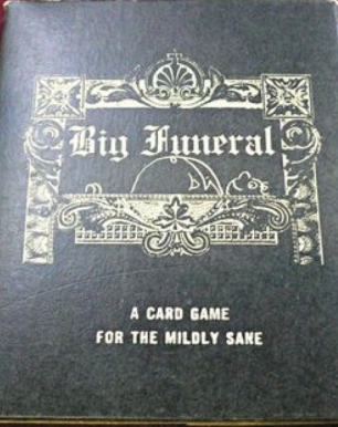 Big Funeral Card Game