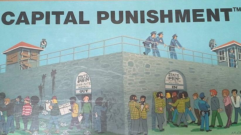 Capital Punishment game