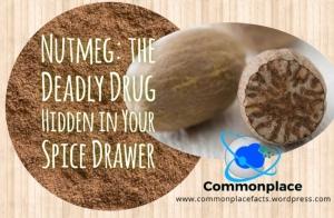 #Nutmeg #NutmegPoisoning #poisons #food #cooking