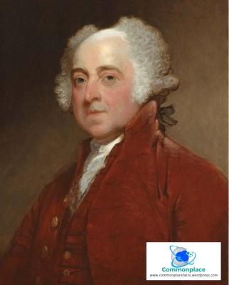 #JohnAdams John Adams second President