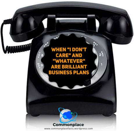 """KTNT Communications Long Distance """"I don't care"""" Whatever """"It Doesn't Matter"""""""