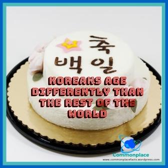 #Korea #KoreanAge #birthdays #Calendars