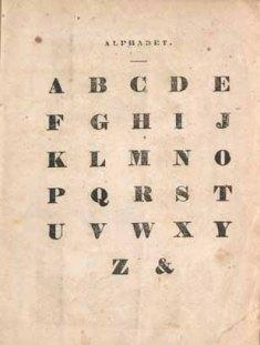 & #ampersand #& #alphabet