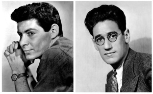 """Eddie Fisher and George S. Kaufman """"This is Show Business"""""""