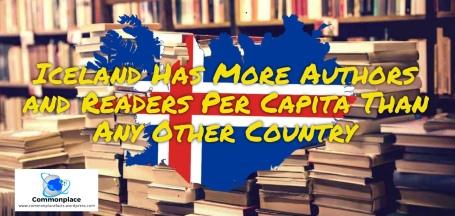#Iceland #books #authors