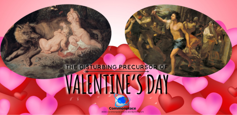 #ValentinesDay #Lupercalia