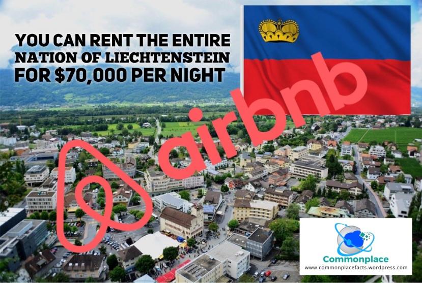 #Liechtenstein #AirBNB #rentals