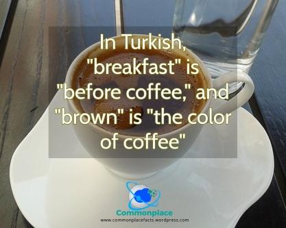 #Coffee #Turkey #Turkish #languages