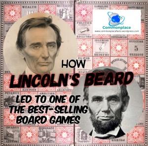 #AbrahamLincoln #MiltonBradley #BoardGames #GameOfLife #games #business
