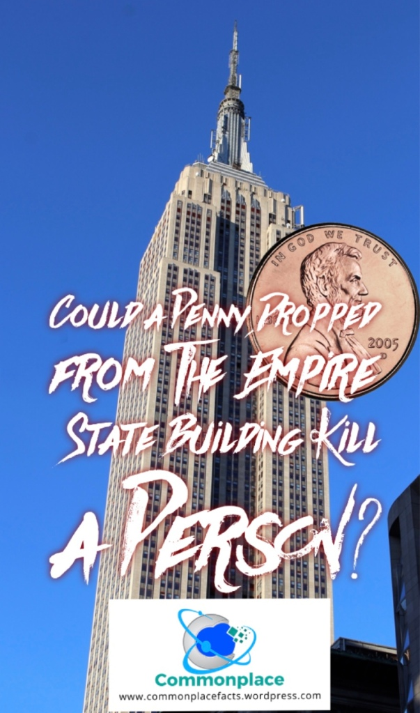 #EmpireStateBuilding #UrbanLegends #pennies
