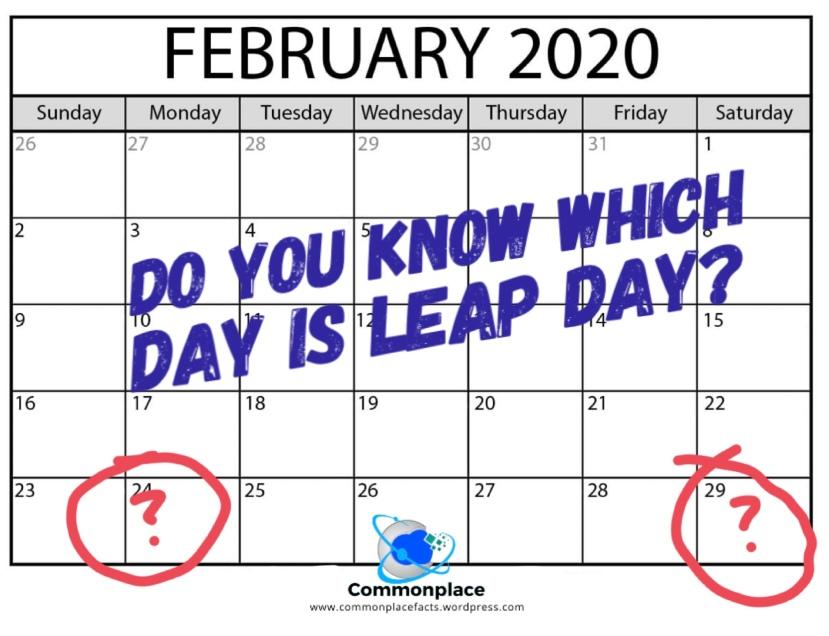 #LeapYear #LeapDay #February29 #February24