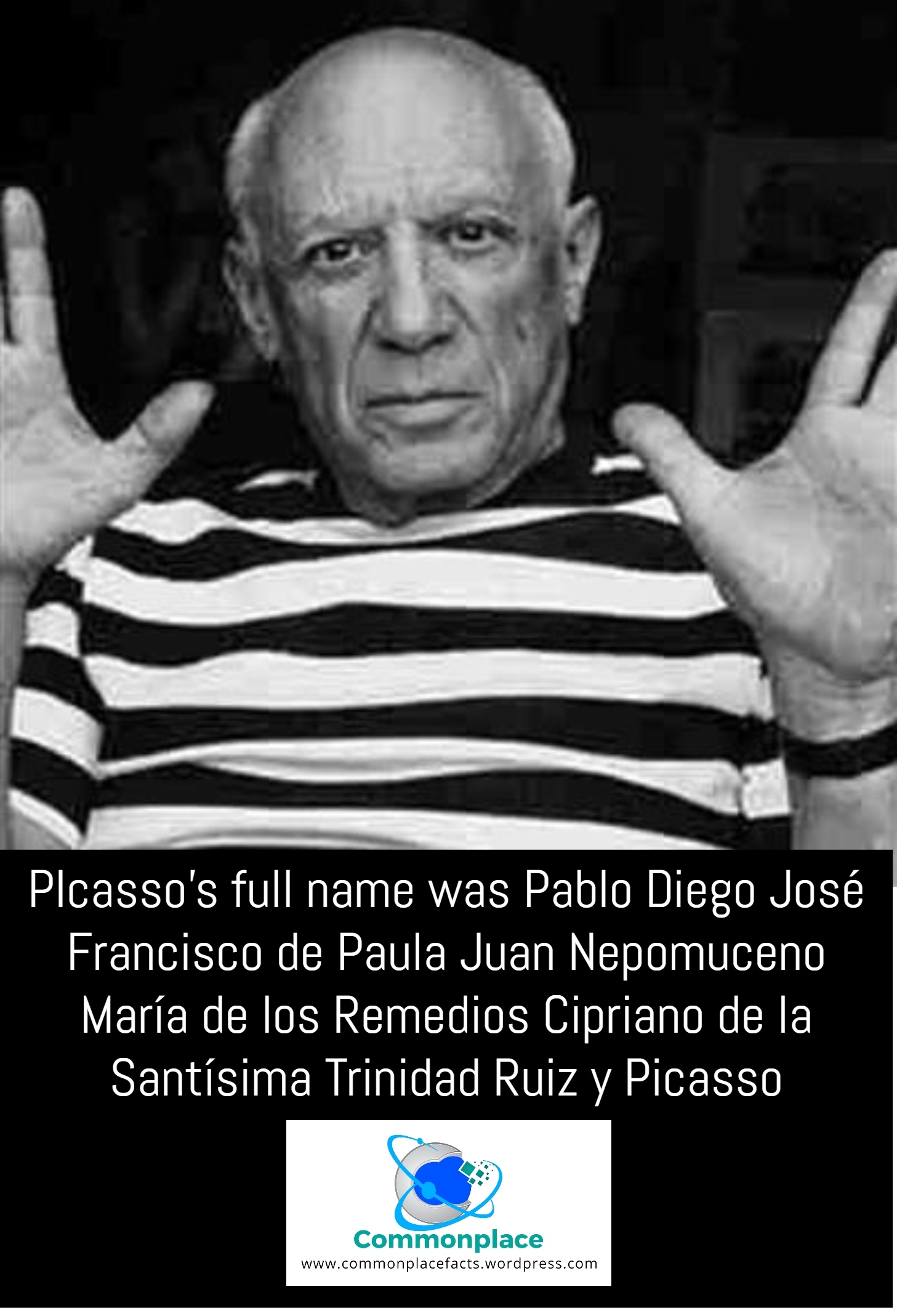 #picasso #names #longNames #artists