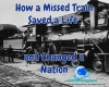 #AngolaHorror How a missed train saved a life and changed a nation