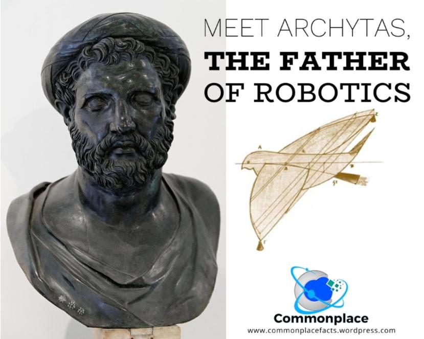 Meet Archytas, the father of robotics