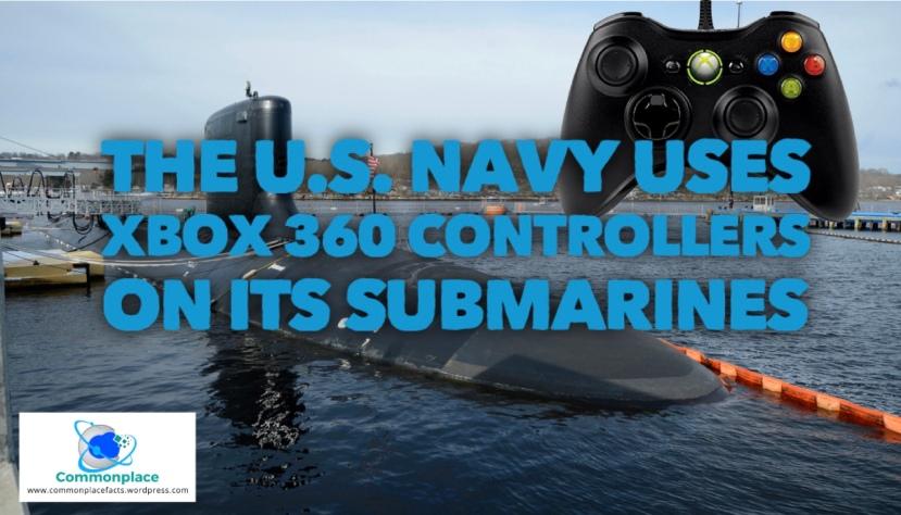 #navy #XBox #submarines #computers