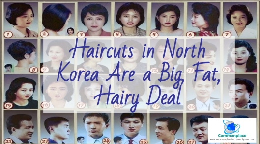 North Korea Sanctioned Haircuts