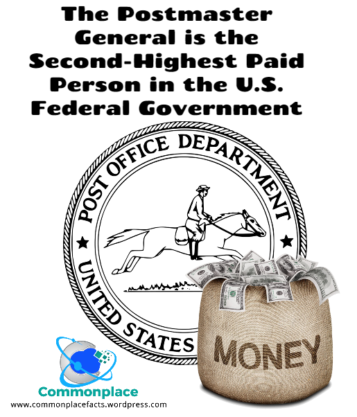 #USPS #governmentWaste #salaries
