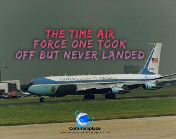 #AirForceOne #SAM27000 #airplanes